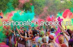 I think I am going to try this - Do run or dye