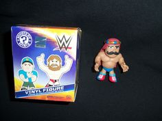 Funko Mystery Minis WWE Iron Sheik Vinyl Figure Collectible New Opened