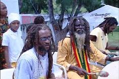 Bongo Prince One of the Rastafari Elders