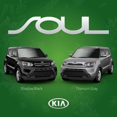 Warm your 2015 Kia Soul with an array of colors. Shadow Black and Titanium Gray. http://www.kia.com/us/en/vehicle/soul/2015/experience?story=hello&cid=socog