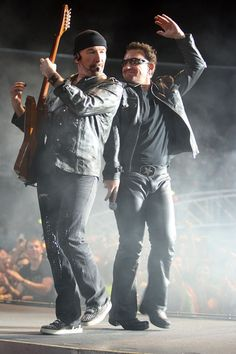 U2--I like this one so much, I wouldn't be surprised if I already pinned it!
