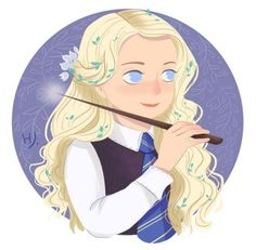 ideas for drawing harry potter fanart luna lovegood Female Harry Potter, Harry Potter Girl, Mundo Harry Potter, Harry Potter Anime, Harry Potter Fandom, Harry Potter Characters, Disney Characters, Luna Lovegood, Harry Potter Drawings