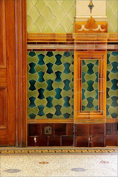 I've always loved this.foyer of Dome concert hall. This corridor used to lead to the library. Aren't we lucky to have these embellishments in our daily life? Brighton Rock, Brighton And Hove, Brighton England, Best Places To Live, Cool Places To Visit, Beautiful Artwork, Beautiful Pictures, Images Of England, Architectural Engineering