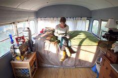 rosie 1978 bluebird school bus