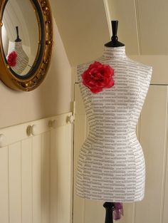 Bespoke Personalised Corset Laced by CorsetLacedMannequin on Etsy, £220.00