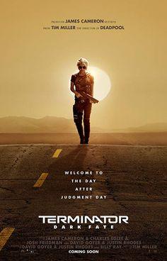 Hd Mozi Nez Terminator Sotet Vegzet 2019 Hd Teljes Film Indavideo Magyarul Terminator Film Poster