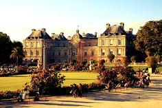 #Jardin du #Luxembourg    © Benh Lieu Song