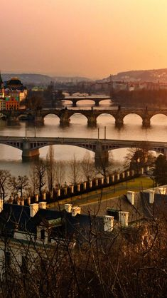 The Vltava River, Prague, Czech Republic--- taking a dinner cruise here on the choir trip!!