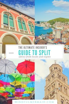Everything you need to know for an authentic Split experience: