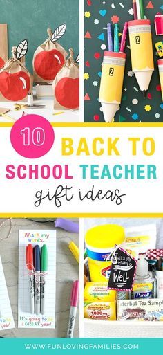 These back to school teacher gift ideas are some of my favorite gift ideas for teachers. They're thoughtful, practical, and are sure to be appreciated by your child's new teacher. #backtoschool #teacher #teachergift #teacherappreciation #crafts #kidscrafts #kidsactivities #activities #parenting #funforkids Back To School Crafts, Back To School Teacher, Diy For Kids, Crafts For Kids, New Teachers, Craft Activities For Kids, Gifts For Boys, Teacher Appreciation, Homemade Gifts