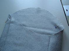 Präntöön Kruppukräätäri: Maailman helpoin hihan istutus Baseball Hats, Sewing, Fashion, Moda, Baseball Caps, Dressmaking, Couture, Fashion Styles, Fabric Sewing
