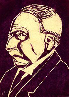 Escher's Father - M.C. Escher, 1916