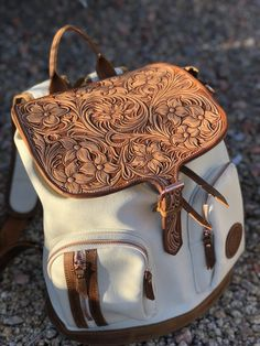Clovelly Backpack