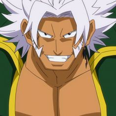 Elfman Strauss (エルフマン・ストラウス Erufuman Sutorausu)[3] is a Mage of the Fairy Tail Guild, and the brother of Mirajane Strauss and Lisanna Strauss.[4]