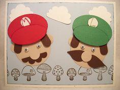 A Super Mario Bros Birthday!