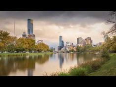 Time Lapse movie of Melbourne captured at Dawn down by the banks of the Yarra River. Sony PlayMemories Time Lapse App and pos. Sony A7s, Dawn, Melbourne, New York Skyline, Videos, Travel, Viajes, Destinations, Traveling