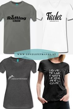 Travel and Lifestyle T Shirt Designs, Rafting, Shirt Shop, Lifestyle, Mens Tops, Travel, Shopping, Fashion, Moda