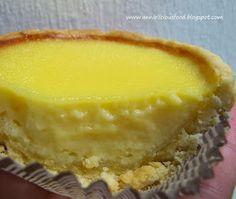 Annielicious Food: Hong Kong Egg Tart / 香港蛋挞 - (AFF - HK / Macau #2)