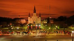 New Orleans: Travel + Leisure's annual Readers' Choice Top Cities in the U.S. and Canada.
