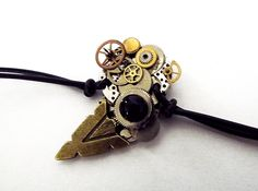 Steampunk bracelet!