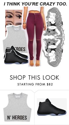"""""""I think you're crazy too."""" by miaboo23 ❤ liked on Polyvore featuring beauty, GE and Vibrant"""