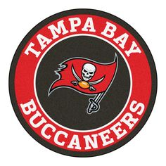 Roundel Mat by FanMats - Tampa Bay Buccaneers