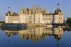 The castle where the Beast tucks Belle away is actually modeled on the Chateau du Chambord in France. The ominous, towering estate was the perfect inspiration for Disney animators.