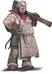 Leohice MicKentar - Blacksmith of Whisperwood