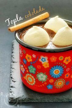 Topla čokolada - Ja u kuhinji...