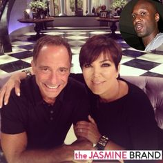 Did Kris Jenner Plant the Lamar Odom Drug Addiction Story? - http://celeboftea.com/did-kris-jenner-plant-the-lamar-odom-drug-addiction-story/