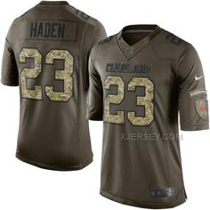 http://www.xjersey.com/nike-browns-23-joe-haden-green-salute-to-service-limited-jersey.html Only$40.00 #NIKE BROWNS 23 JOE HADEN GREEN SALUTE TO SERVICE LIMITED JERSEY Free Shipping!