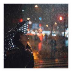 . sometimes it rains, . .