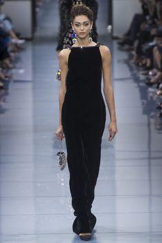 Armani Prive Fall 2016 Couture
