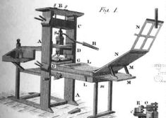 Invenção da Semana – A Prensa de Gutenberg  A Prensa de Gutemberg foi, com toda certeza um marco na história da humanidade e um marco maior ainda na história da literatura e documentos, foi com ela que Gutemberg imprimiu o primeiro livro, a Biblía Sagrada.