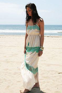 Summer Romance Maxi Dress - Maxi Dresses at Pinkice.com