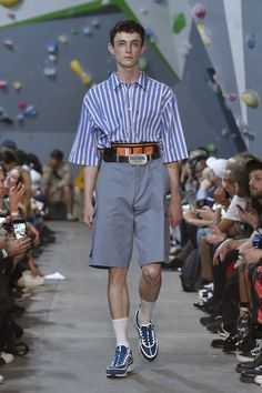 Martine Rose SS18 Menswear Collection at LFWM Rose, Mens Trends, Spring  Summer 2018, 69d57724b3d
