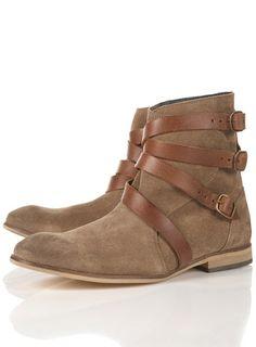 432d51a5b4dff Also in dark brown Buckle Boots