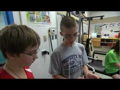 This video explains how the concepts of universal design for learning are being applied in the classroom.