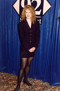 Pin for Later: So liefen die Stars zum ersten Mal über den roten Teppich Nicole Kidman, 1992