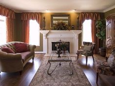 Fireplace+Decorating+Ideas   modern fireplace decorating ideas - Interior Design, Architecture and ...