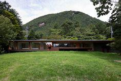 離れ山の家|別荘建築|NIITSU 新津組:長野県軽井沢、八ヶ岳の別荘建築ならお任せください