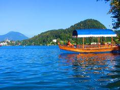 Lago di Bled, Slovenia
