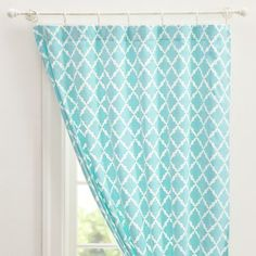 Love This Print And Color For Her Room A Girly Blue