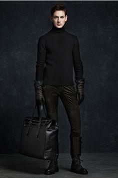 Belstaff Fall 2012 Menswear