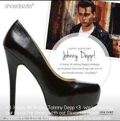 Classic black pump by Shoedazzle