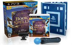 Wonderbook: Book of Spells ya tiene fecha de salida, nuevo diario de desarrollo | Atomix