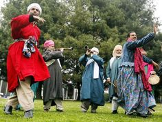 Artists perform during two day Shikara festival at Dal lake in Srinagar on Wednesday. -Excelsior Photo