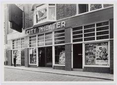 Het City Theater aan het begin van de Westsingel, bij de Varkensmarkt. | if then is now