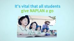NAPLAN: every student counts!