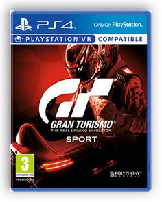CPU Shop | Via Muzio Scevola n. 3/A | 58100 Grosseto ACQUISTA ADESSO online: www.cpushop.it  Gran Turismo Sport by Sony Computer Entertainment PS4 Uscita il 18/10/2017  | CPU Shop ( eBay Store ):  https://www.ebay.it/itm/Gran-Turismo-Sport-by-Sony-Computer-Entertainment-PS4-/282687319803?ssPageName=STRK:MESE:IT  #GRANTURISMO #PS4